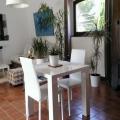 Séjour de l'appartement T2 de Rosaland à Saint Raphaël