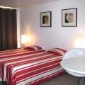 Côté Chambre Studio Villa Rosaland