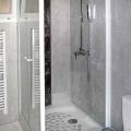 Douche salle d'eau Studio Villa Rosaland