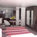 Vue intérieure du Studio vacances à louer Villa Rosaland