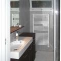 Salle d'eau Studio Villa Rosaland