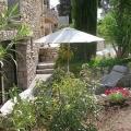 Côté Jardin Studio vacances Villa Rosaland