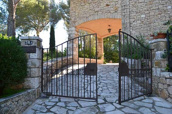 Accueil Villa Rosaland Saint-Raphaël Var
