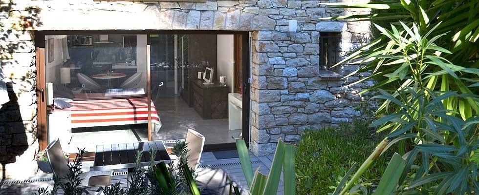 Location vacances studio à Saint Raphael
